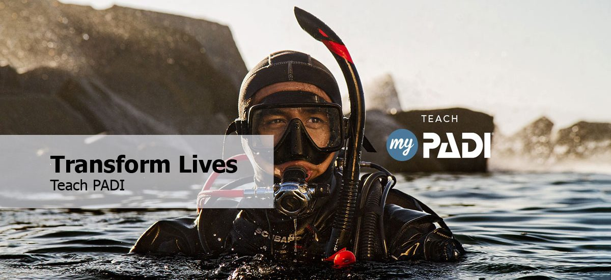 Become a PADI Instructor in Las Vegas