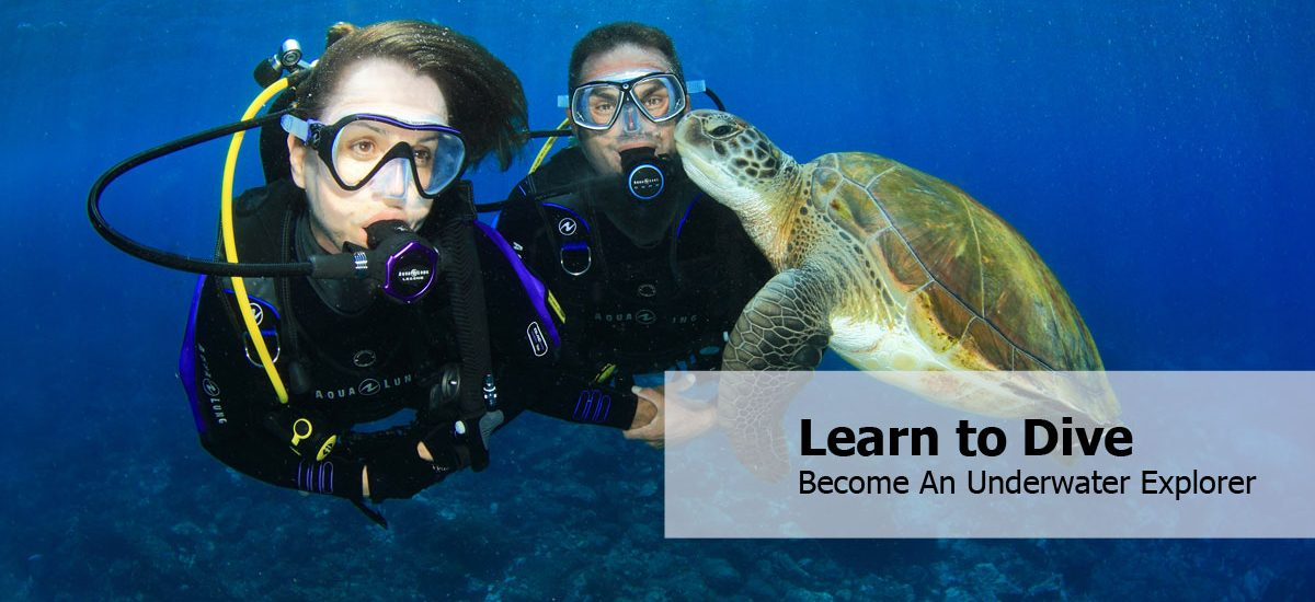 Learn to Scuba Dive in Las Vegas Scuba lessons